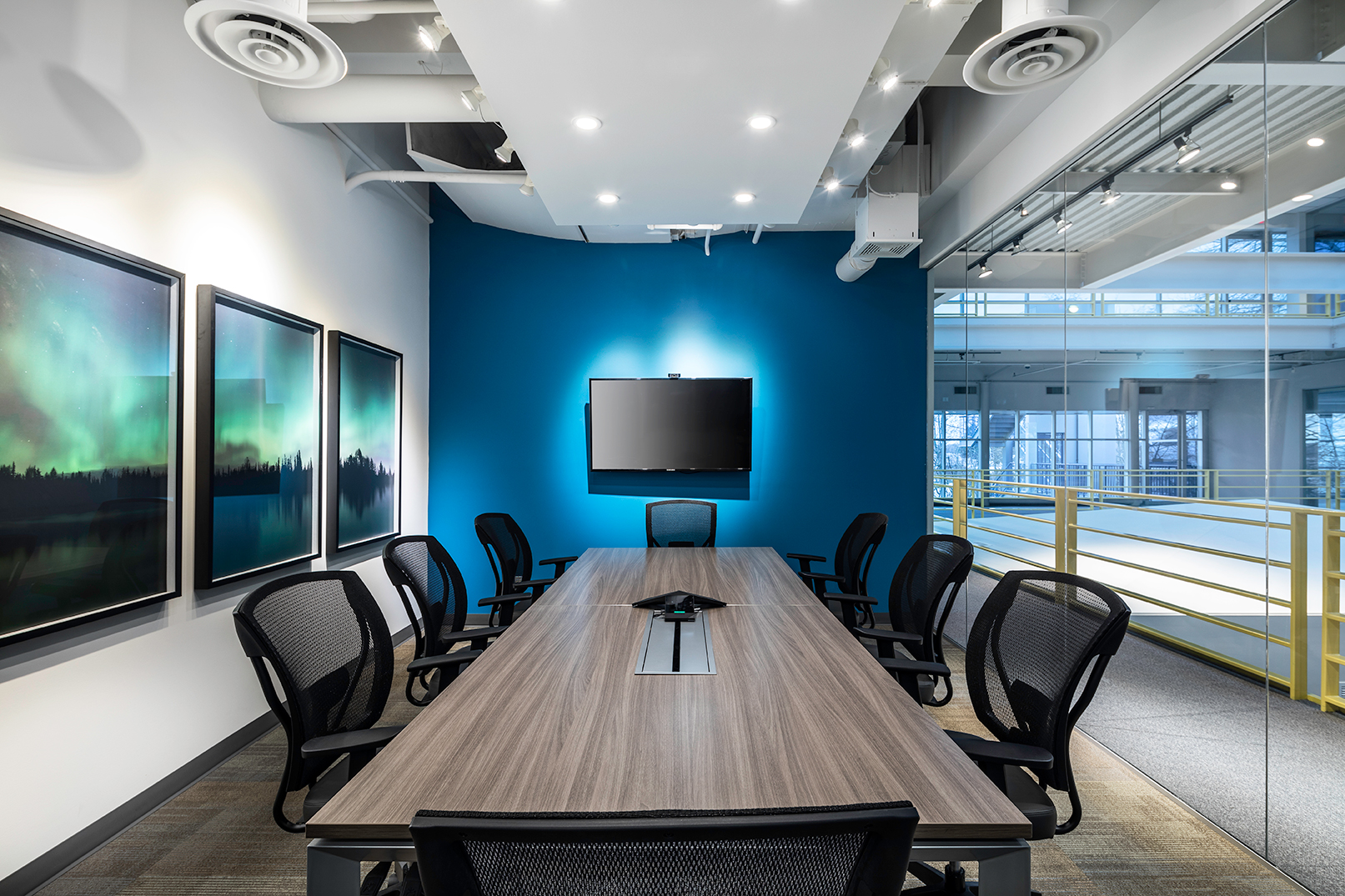 Arborlea Developments - FYidoctors Ophthalmic Lab - Board Room